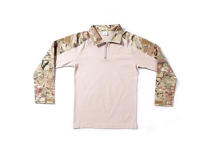 Digital Desert Frog Combat Shirt,Army Tactical Combat Shirt,Camo Shirt